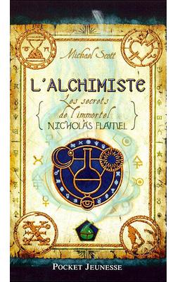 Les secrets de l'immortel Nicolas Flamel (T1)  : L'alchimiste de Michael Scott ♥(EM)
