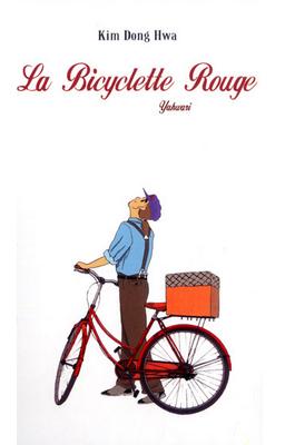 La bicyclette rouge de Kim Dong Hwa (EM)