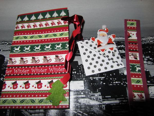Swap spécial Noël - Ouverture du colis ♥