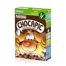 nouvelle recette chocapic