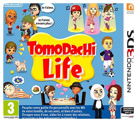 Tomodachi Life sortira le 6 juin 2014 en FRANCE!
