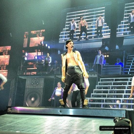 Mardi n°8 Justin Bieber
