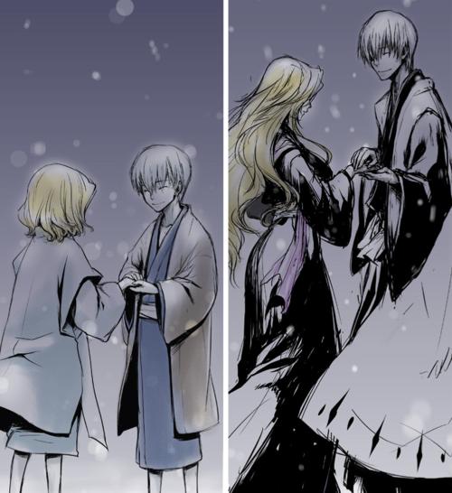 """_____ܤ ___"""" La raison pour laquelle l'être humain garde encore espoir est qu'il ne peut point voir la mort. """" Rukia   #O2"""