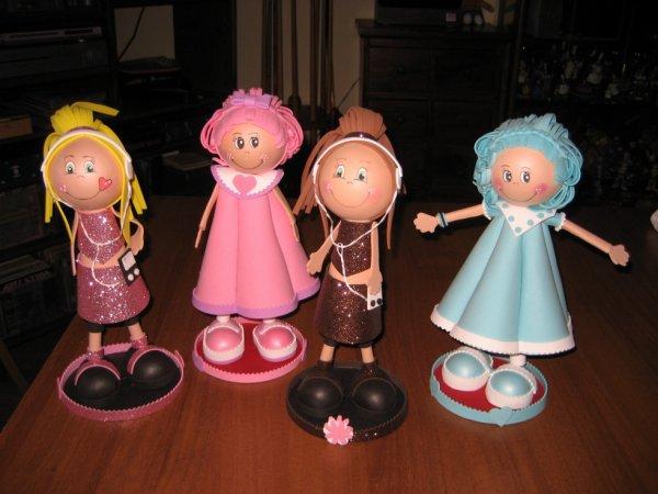 les petites demoiselles