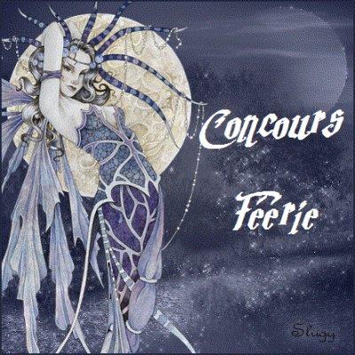"""Concours """"Féérie"""""""