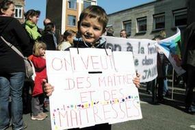 La FCPE appelle à une «nuit des écoles» le 20 mai