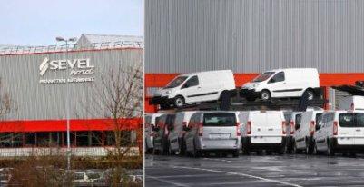 L'usine de Sevelnord, près de Valenciennes, cessera de produire des véhicules Fiat après 2017
