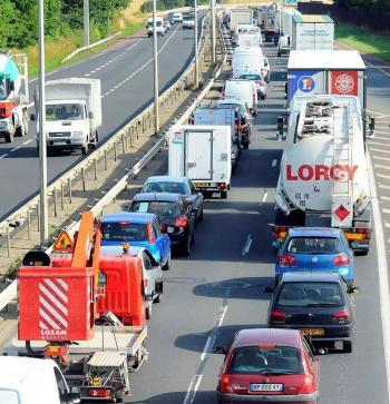 Les routiers dénoncent les conditions d'accès à la retraite