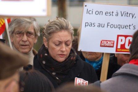 Ce que vous n'avez pas vu de la visite de Nicolas Sarkozy aux Restos du Coeur