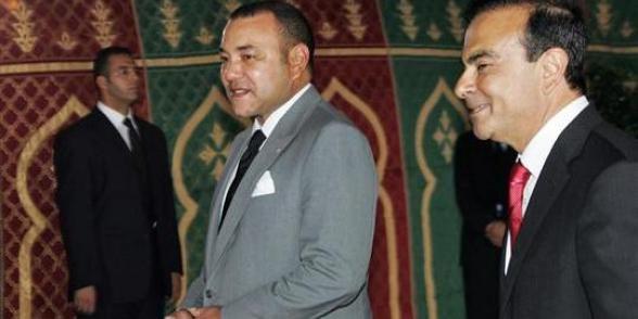 Délocalisation: le Maroc royal avec Renault
