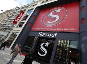 Lille : Surcouf placé en redressement judiciaire