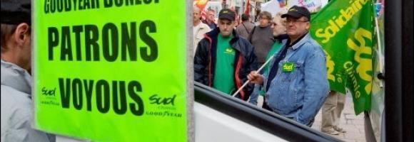 Suicide d'un salarié chez Dunlop Amiens, les 4x8 en cause