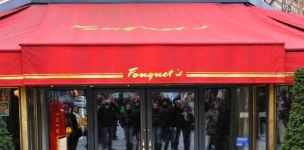 Les chômeurs pas les bienvenus au Fouquet's