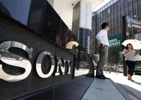 Sony : 10.000 postes menacés