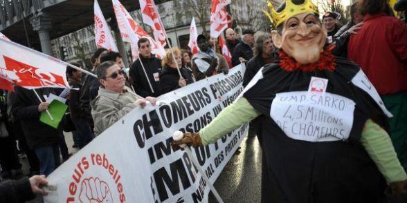 """1er mai : Eric Coquerel dénonce la """"guerre aux travailleurs"""" que veut livrer Sarkozy"""