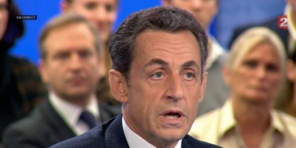 Nicolas Sarkozy, la possibilité d'une défaite