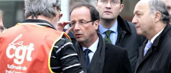 Les syndicats attendent beaucoup de François Hollande