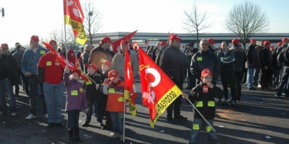 Goodyear: abandon du plan de licenciements confirmé
