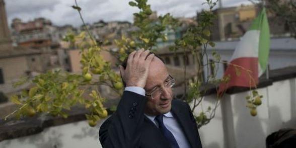 """François Hollande propose à l'UE son """"Pacte pour la croissance"""""""