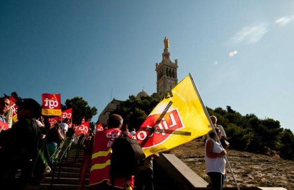 Après Fralib, Marseille s'inquiète pour les Grands Moulins Maurel