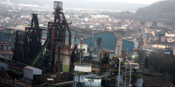 ArcelorMittal: le site de Florange est viable, selon un rapport