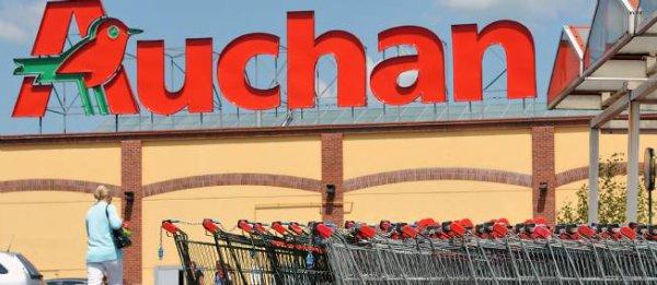 Auchan : chute vertigineuse du bénéfice au premier semestre