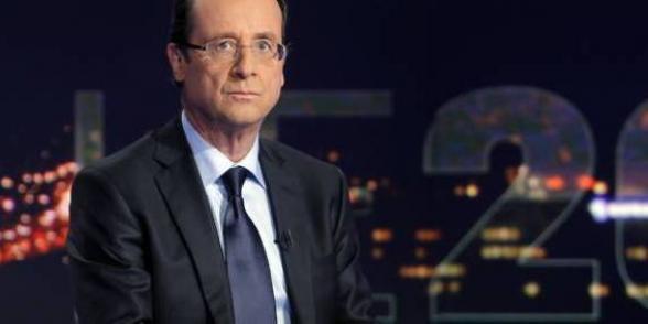 François Hollande se donne deux ans de redressement
