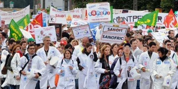 Sanofi confirme 900 suppressions de postes en France