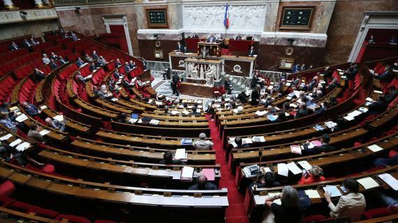 A l'Assemblée, l'opposition vent debout contre les éoliennes