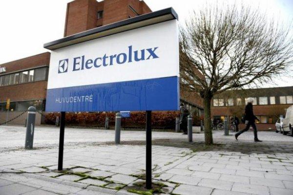 Electrolux projette de fermer son usine de Revin