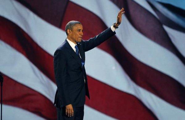 Présidentielle américaine: Hollande adresse ses «plus chaleureuses félicitations» à Obama