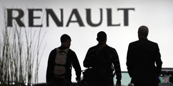 Chantage à l'emploi chez Renault