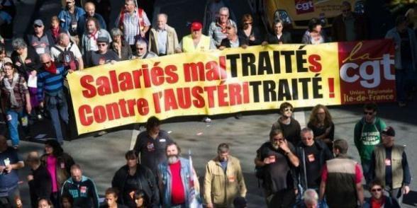 """Bernard Thibault """"Les politiques d'austérité, c'est en Europe et c'est en France"""""""