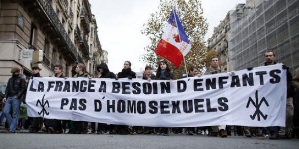 Homophobie: vers la fin de la ristourne fiscale pour Civitas