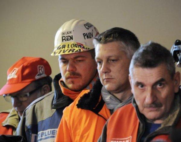 Florange: Un compromis trouvé avec ArcelorMittal, pas de plan social