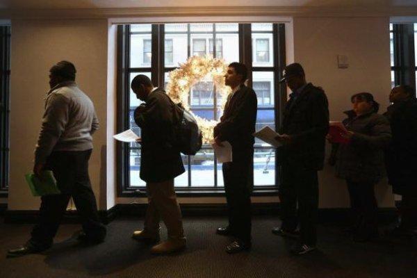 Etats-Unis: Le taux de chômage au plus bas de quatre ans