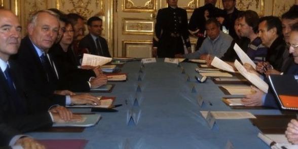 Florange: «Le gouvernement doit se ressaisir» estime la CGT métallurgie