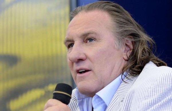 Gérard Depardieu est désormais domicilié en Belgique