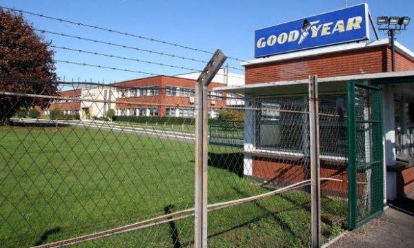 Goodyear va fermer son usine d'Amiens Nord