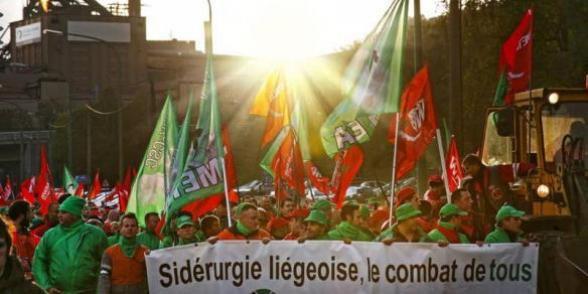 "ArcelorMittal en Belgique: ""Une seule solution, la nationalisation"""