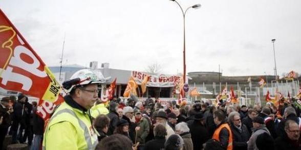 Petroplus: nouvelle date couperet pour les 470 salariés
