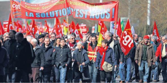 Table ronde : Le syndicalisme peut-il changer les choses ?