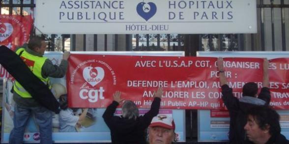 L'Hôtel-Dieu, un désert sanitaire à Paris?