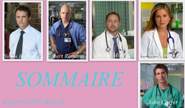 SOMMAIRE (montage fait par http://ncislove12.skyrock.com/ )