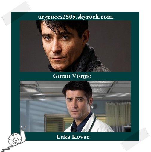Luka Kovac/ Goran Visnjic