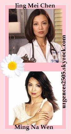 Deborah-Jing Mei Chen/ Ming-Na Wen