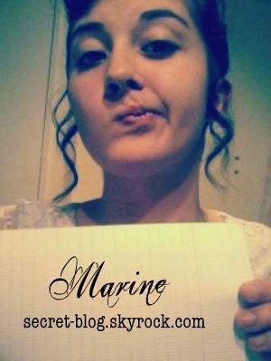 Candidate n°1 : Marine