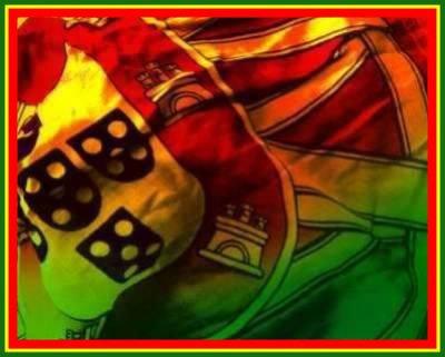 Portugaise et fiere ;)