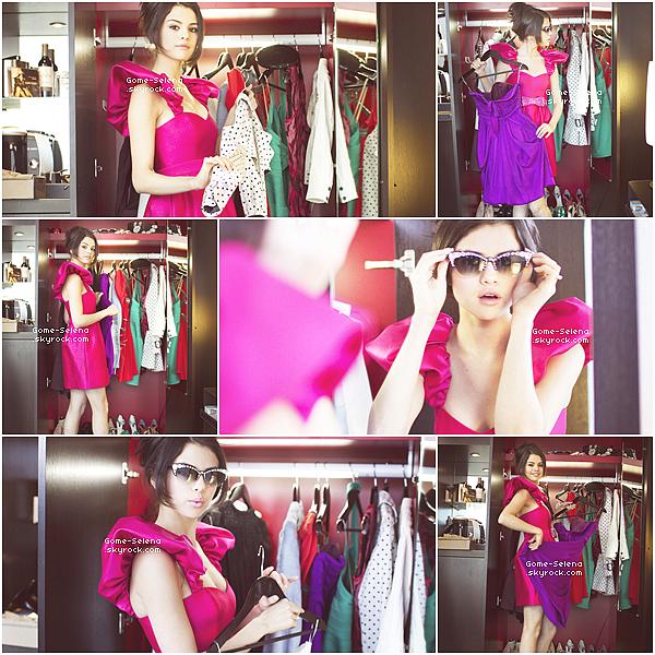 """Découvrez plusieurs nouvelles photos de Selly pour le magazine """"Gala"""" ♥ Vos avis ?"""