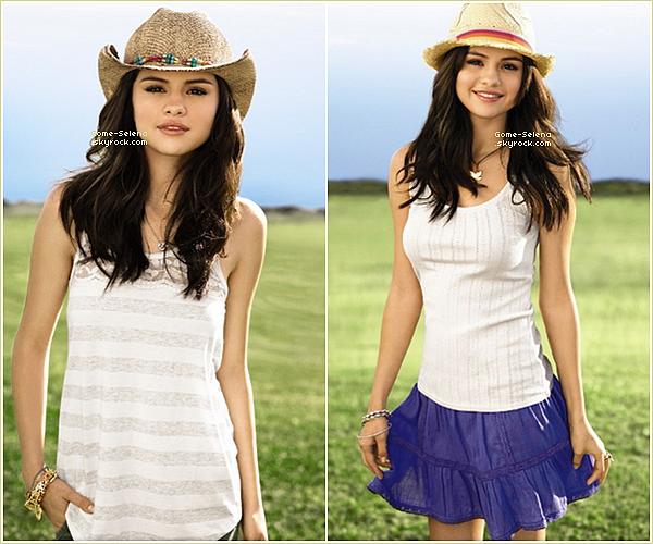 Découvrez de nouvelles photos de Selena pour son album A Year Without Rain réalisé lors de son passage à Paris l'année dernière___Vos avis ? ♥